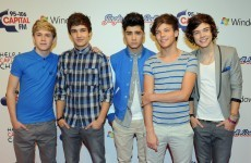 One Direction make US history with chart-topping album