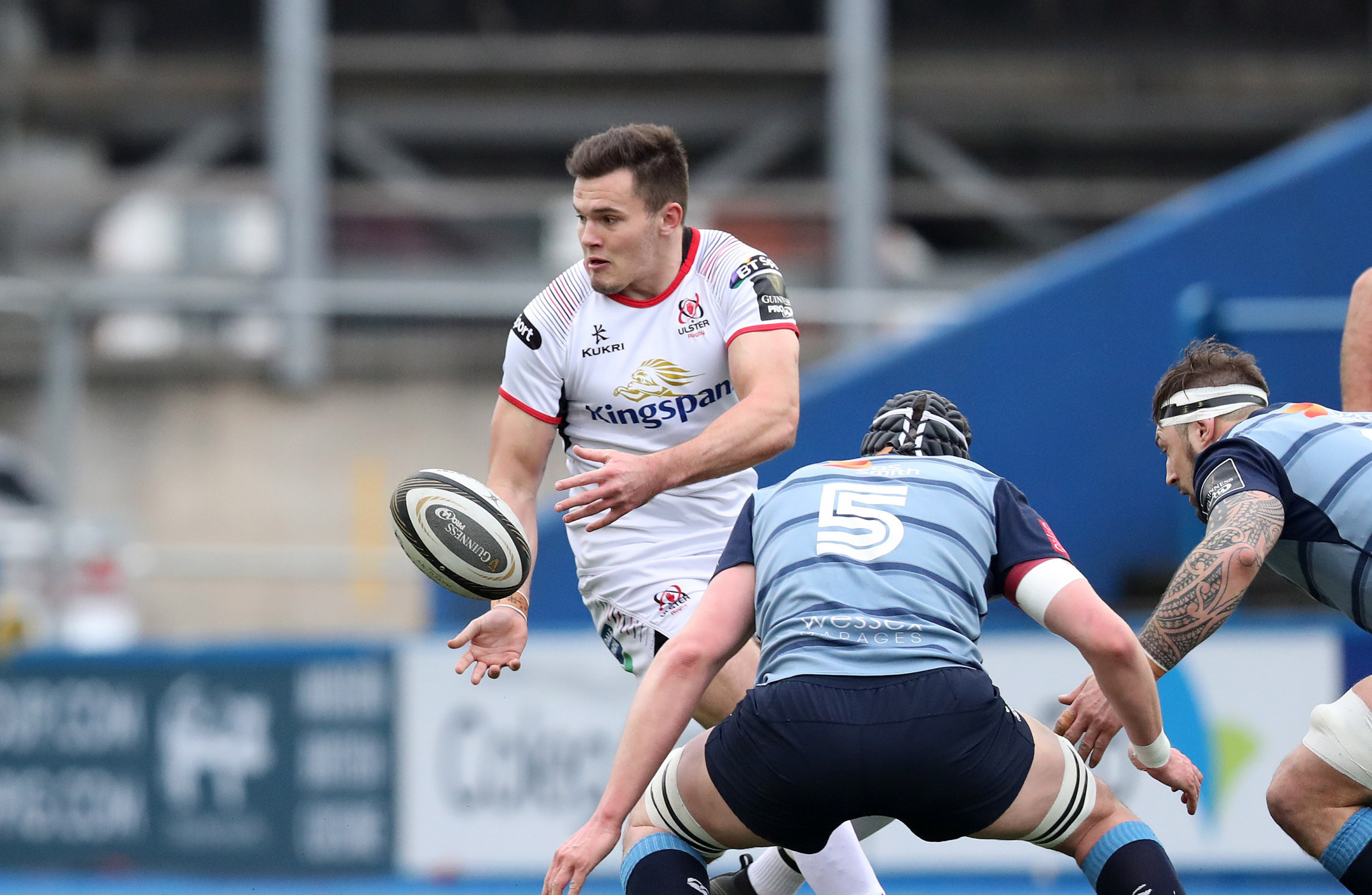 Ulster lose again despite return of Grand Slam stars