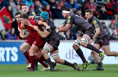 Copeland leads Munster to victory over Scarlets in perfect warm-up for Toulon
