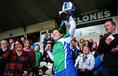Johnson heroics deny Athenry and seal All-Ireland three-in-a-row for Johnstownbridge