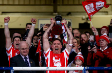 Cuala join an elite band of clubs, Na Piarsaigh's character and refereeing decisions