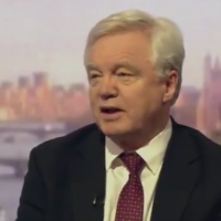 David Davis: Irish border can be solved by 'a whole load of new technology'