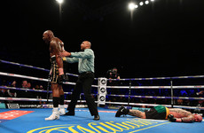 'Wilder, where you at?' - Whyte produces devastating KO and calls out WBC heavyweight champion
