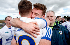 Cavan leave it late to seal return to Division 1 in dramatic fashion