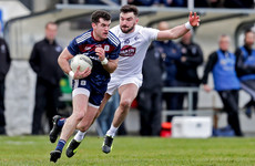 Tribesmen top Division 1 after handing relegated Kildare a seventh straight defeat
