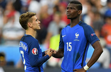 Griezmann would love to play with Pogba every day... but that doesn't mean a move to Man United