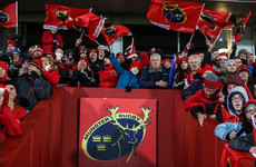 'That pulse is always there': What Thomond Park means to Munster Rugby