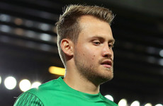Mignolet wants to stay and fight for place after talks with Klopp about Liverpool future