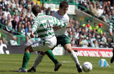 Ireland are playing Celtic in Scott Brown's testimonial with part of the proceeds going to Liam Miller's family
