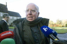 Pope Francis accepts resignation of Bishop of Dromore John McAreavey