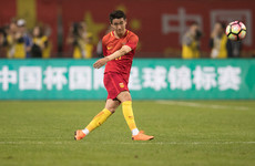 China's footballers have been reportedly banned from displaying their tattoos
