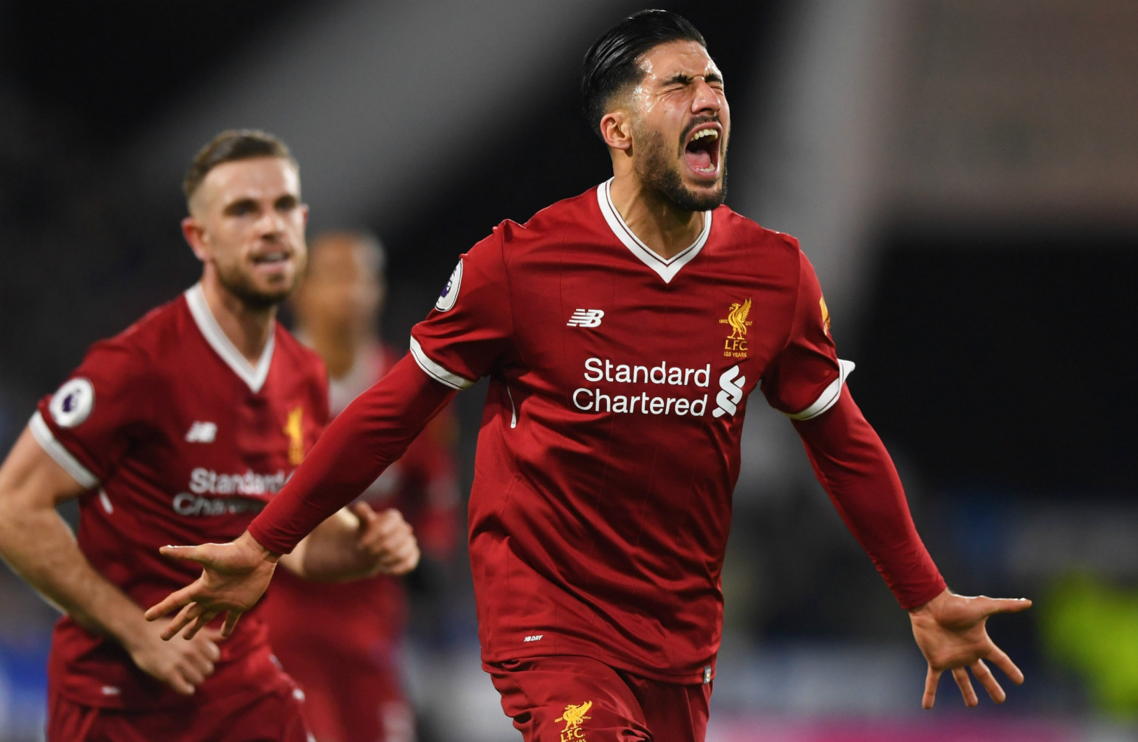 Emre Can slams 'false' Liverpool contract claims