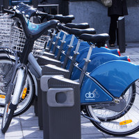DublinBikes is getting four new stations around the city today