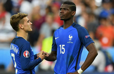 '98 World Cup winner heavily critical of Pogba and Griezmann