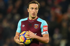 'I never want to see scenes like that again': Noble issues rallying cry to West Ham fans