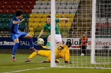 Here's the 96th-minute goal that gave Ireland's U21s a big win against Azerbaijan