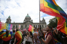 Northern Ireland same-sex marriage bill passes first stage in House of Lords