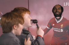 'I just met The Egyptian King!' - Mo Salah surprising these kids will make your day