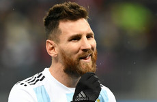 'The Argentines criticise Messi a lot... You should thank God that he's there'