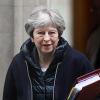 Theresa May to tour UK today to mark one-year countdown to Brexit