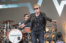 Kodaline estimate that someone gets proposed to at nearly 80% of their concerts