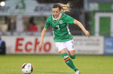 Ireland without Player of the Year for crucial World Cup qualifiers in Tallaght