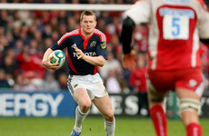 The bolt from the blue that launched the career of one of Munster's last European champions
