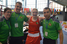 Sensational Irishwomen secure silvers at European U22 Boxing Championships