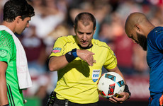 World Cup referees selected - Two from MLS, none from Premier League