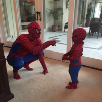 Spider Dad and Spider Lad, don't let Mam on Facebook and more tweets of the week