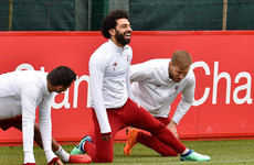 Liverpool legend places Salah on the same level as Messi and Ronaldo