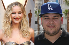 So, apparently Jennifer Lawrence and Rob Kardashian have been dating