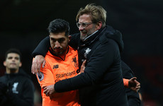Klopp jokes about Can's Liverpool demands but insists contract talks remain 'open'