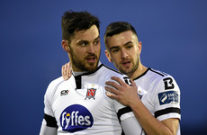 Dundalk remain unbeaten after eight games with easy dispatch of Gypsies