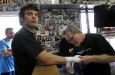 Chavez Jr: I've no problem stepping into the ring against Andy Lee