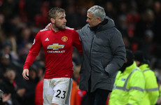 Mourinho has 'no problem' picking Luke Shaw despite recent criticism of defender