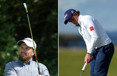 Lowry and Dunne still in contention for Masters spot as Hossler takes lead in Houston