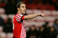 Man of the match John O'Shea swats away retirement talk with first goal in over four years