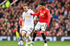 As it happened: Man United vs Swansea, Premier League