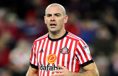 Ireland midfielder Darron Gibson leaves Sunderland following drink-driving charge