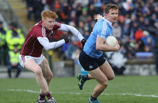 Dublin and Galway name their teams for tomorrow's National Football League final