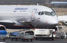 British officials search inbound plane from Moscow over security fears