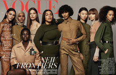 Meet the 9 gals behind British Vogue's new diverse cover making waves in the industry