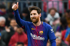 Messi rescues leaders with late late show in Seville