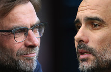 Man City can win the title by beating United next weekend, but Pep is prioritising Liverpool tie