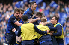 Leinster's new wave bully and blitz holders Saracens to storm into semi-finals