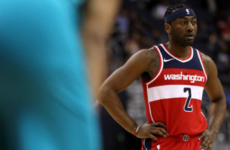 Wall back in business as the Wizards book NBA playoff spot