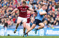 Galway give battling display but Dublin finish strong to collect Division 1 league crown