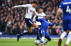 Alli double and a super strike from Eriksen sees Spurs earn historic win over Chelsea