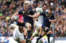 Cullen praises young guns Leavy and Ryan as Leinster win the big moments